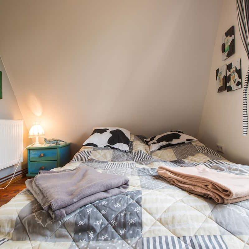 Kuhsalon – zweites Schlafzimmer in der Bergwelt.